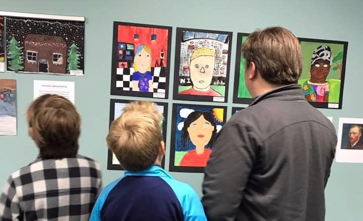 Art Students Houston, TX