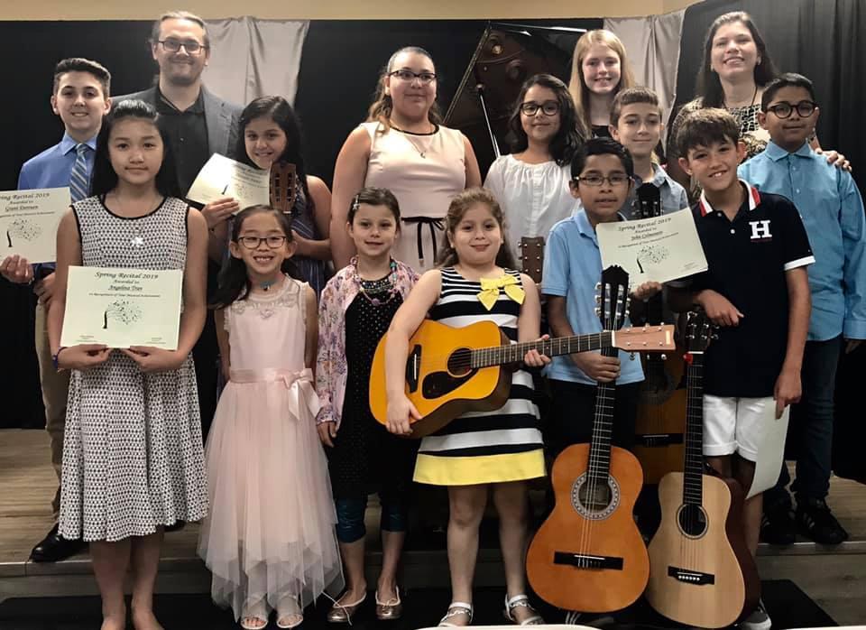 Music Lesson Kids in Houston, TX
