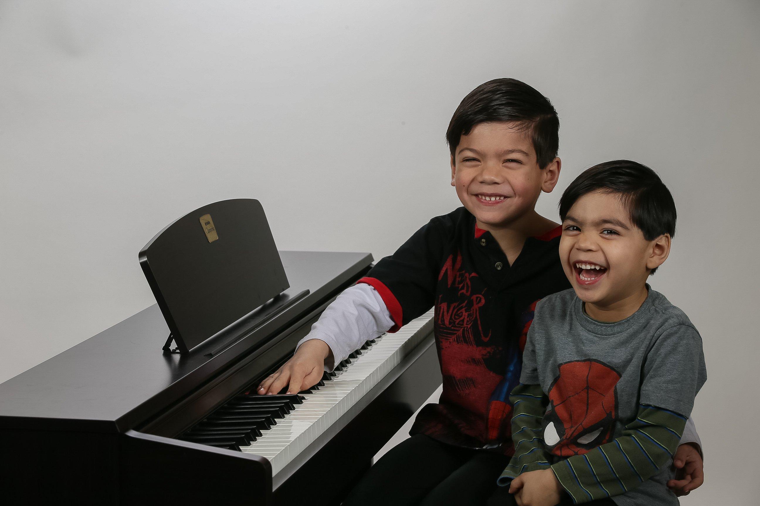 Piano Lessons Boys Cypress Houston