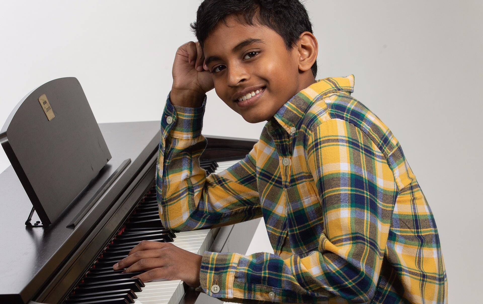 Piano Classes and Lessons Cypress Fairbanks TX