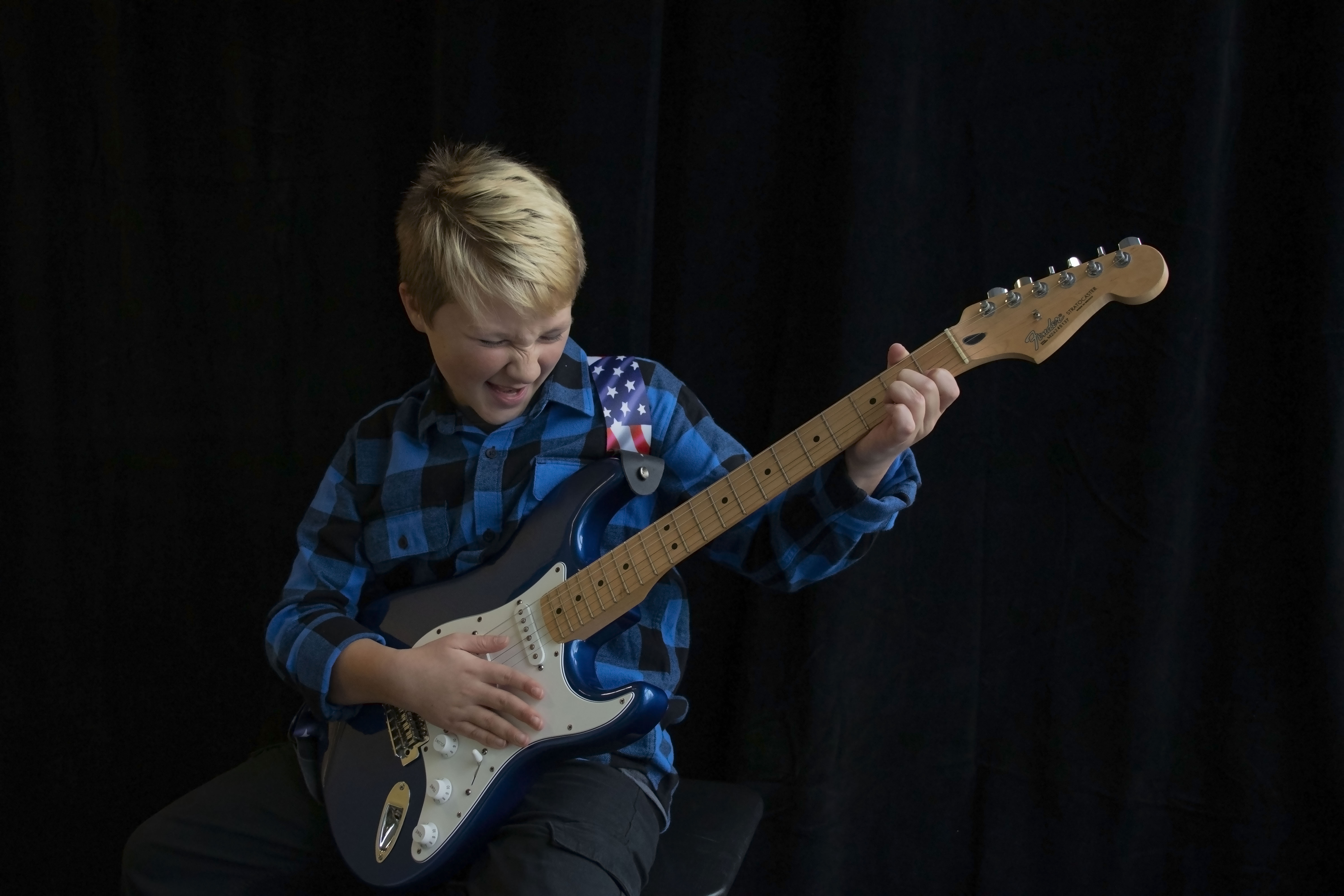 electric guitar lessons boy houston tx